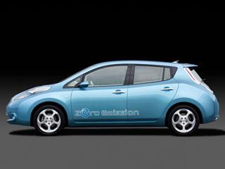 Gallery: Nissan LEAF