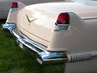 auto tail fins