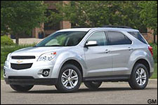 In Pictures: Chevy Equinox