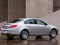 In Pictures: 2011 Buick Regal