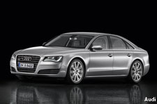 In Pictures: 2011 Audi A8
