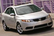 In Pictures: 2010 Kia Forte Sedan