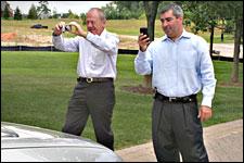 2010 Bugatti Gran Sport Gawking