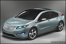 Chevy Volt Pictures