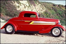 Billy Gibbons's '32 Ford Coupe, Eliminator