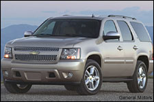In Pictures: 2010 Chevy Tahoe