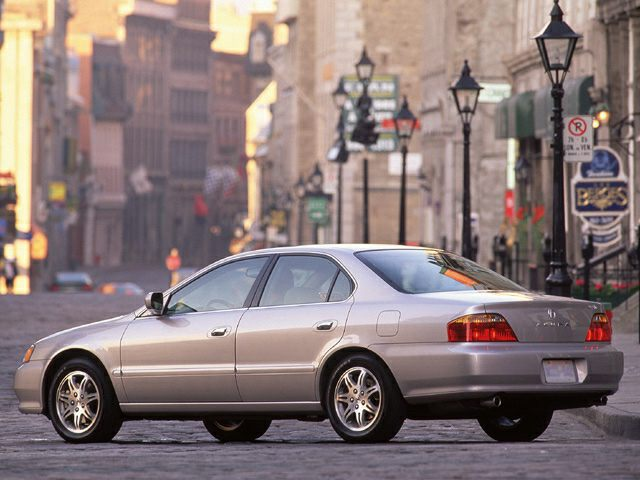 2000 Acura TL Exterior Photo