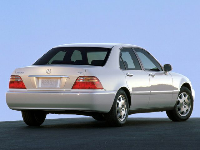 2000 Acura RL Exterior Photo