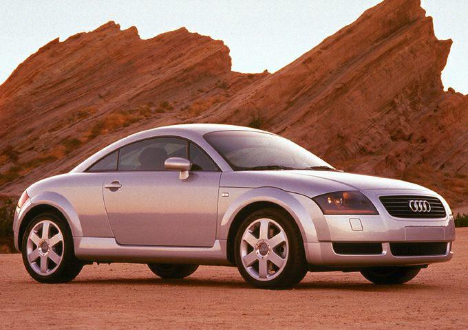 2000 Audi TT Exterior Photo