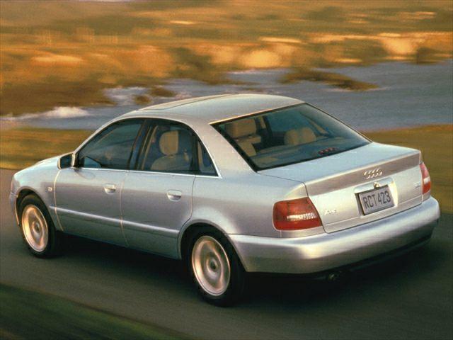 2000 Audi A4 Exterior Photo