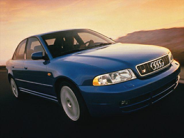 2001 S4