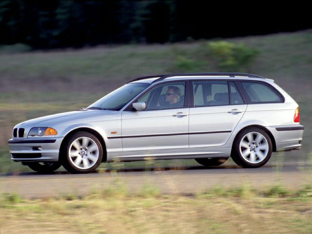 2000 BMW 323 Exterior Photo