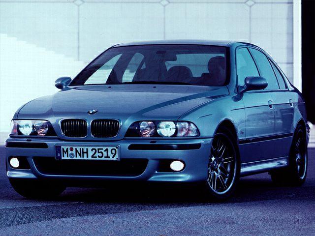 2000 BMW M5 Exterior Photo