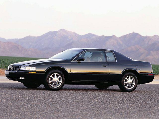 2000 Cadillac Eldorado Exterior Photo