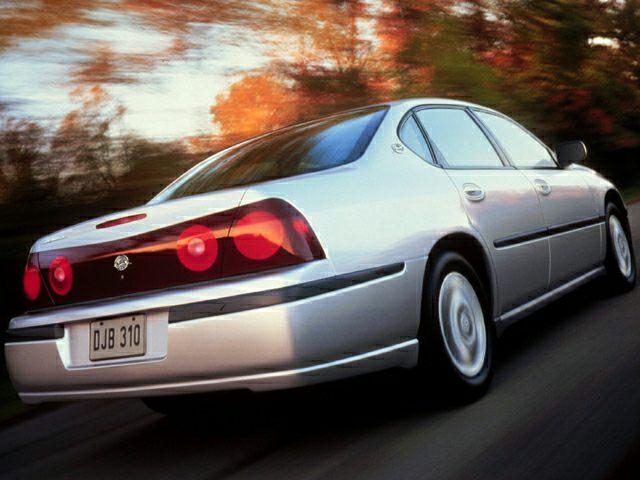 2000 Impala