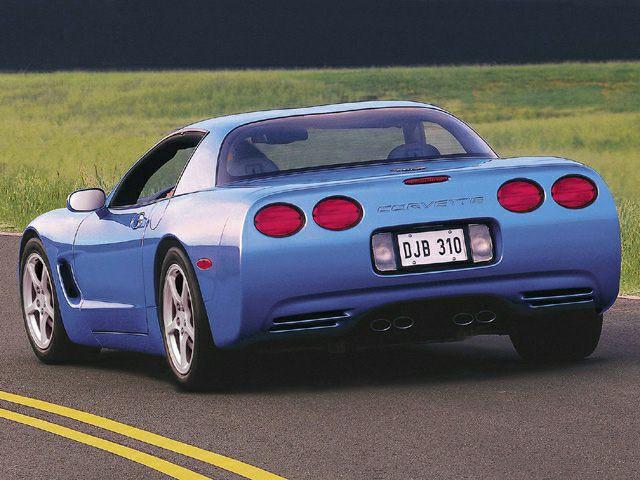 2000 Chevrolet Corvette Exterior Photo