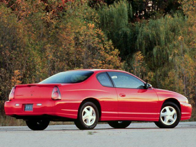 2000 Chevrolet Monte Carlo Exterior Photo