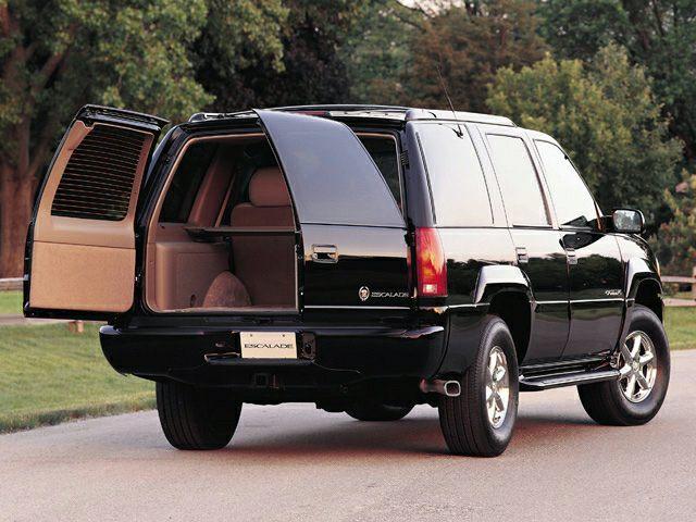 2000 Cadillac Escalade Exterior Photo