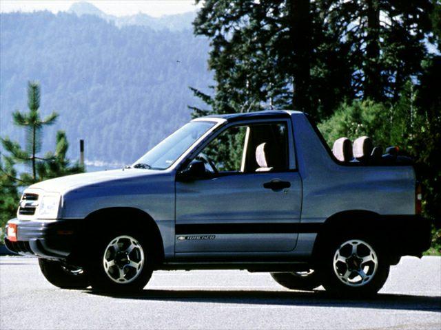 2000 Tracker