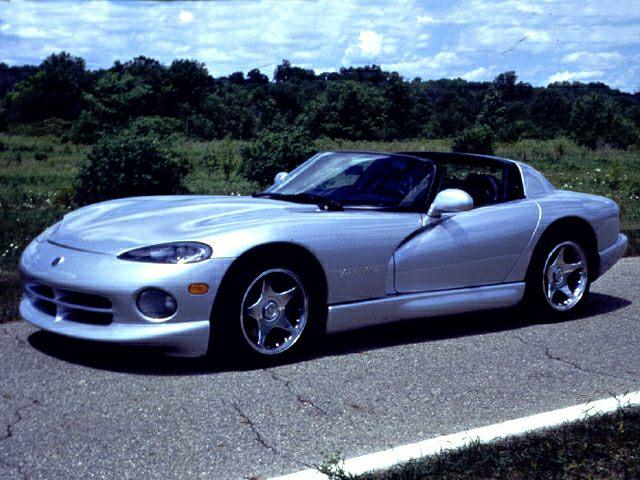 2000 Dodge Viper Exterior Photo