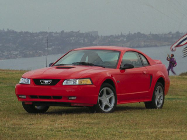2000 Ford Mustang Exterior Photo
