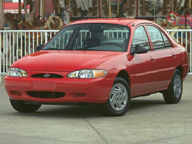 2000 Escort