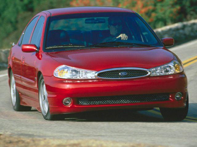 2000 Ford Contour Exterior Photo