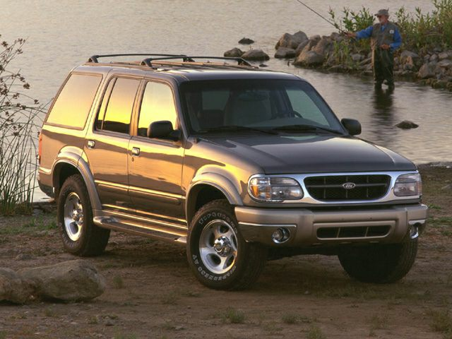 2000 Ford Explorer Exterior Photo