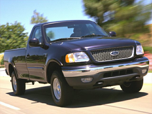 2001 Ford F-150 Exterior Photo