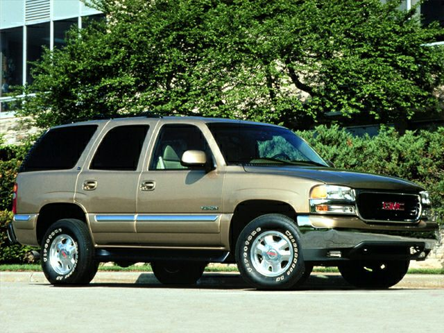 2000 GMC Yukon Exterior Photo