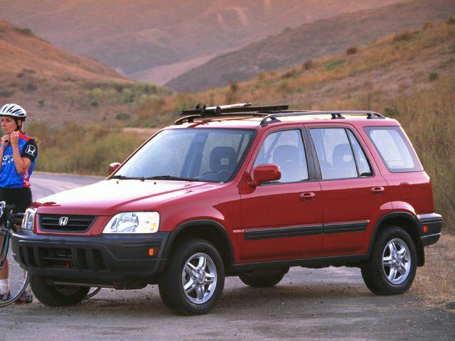 2000 Honda CR-V Exterior Photo