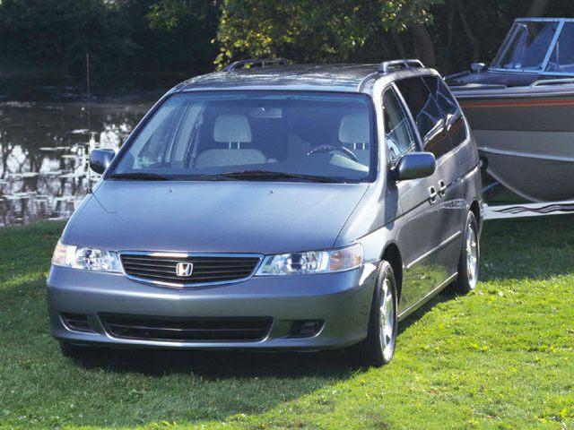 2000 Honda Odyssey Exterior Photo