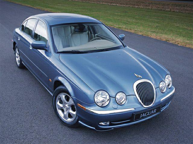 2000 Jaguar S Type Information