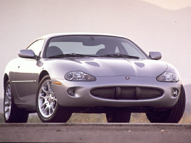 2000 Jaguar XKR Exterior Photo