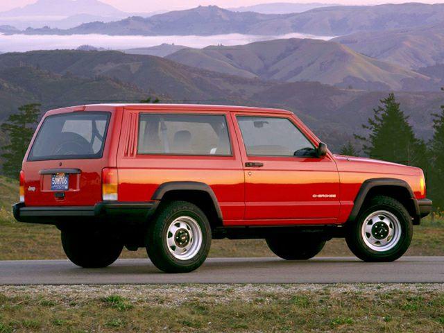 1992 Jeep Cherokee 2 Door >> 2000 Jeep Cherokee Information