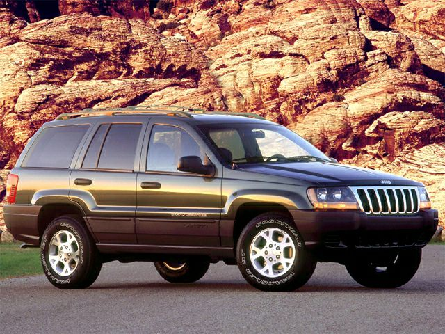 Cherokee Xj For Sale >> 2000 Jeep Grand Cherokee Information