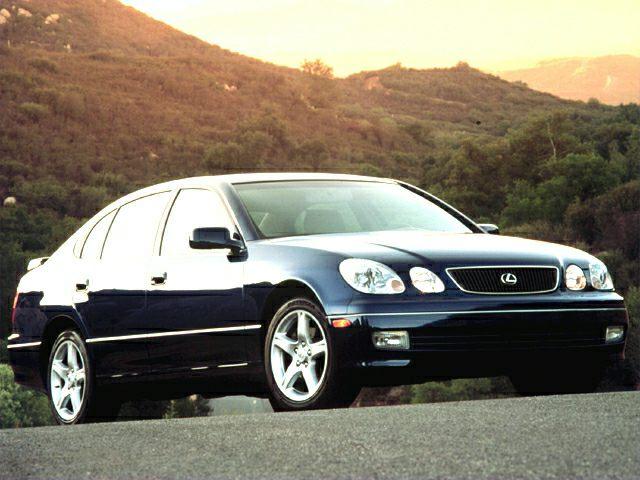 2000LexusGS 400