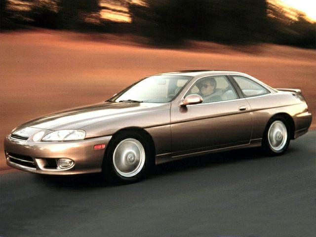 2000LexusSC 400