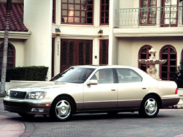 2000LexusLS 400