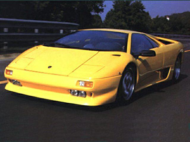 1999 Lamborghini Diablo Exterior Photo