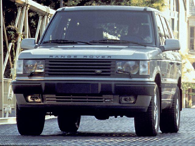 2000 Range Rover