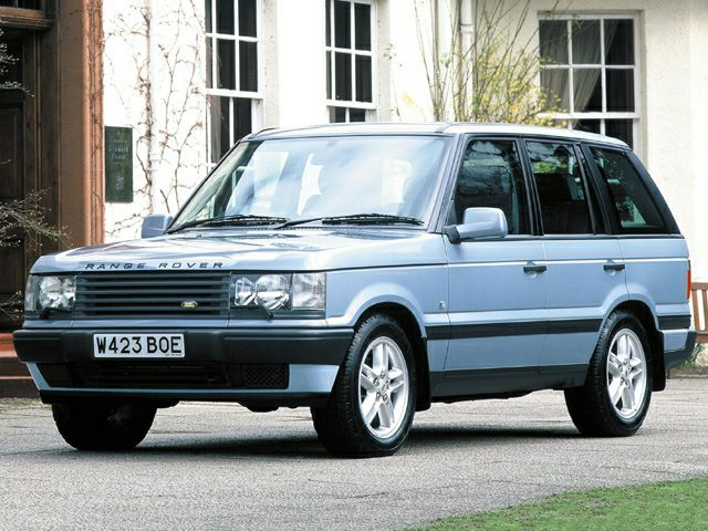 2000 land rover range rover 4 6 vitesse 4dr all wheel drive pictures. Black Bedroom Furniture Sets. Home Design Ideas