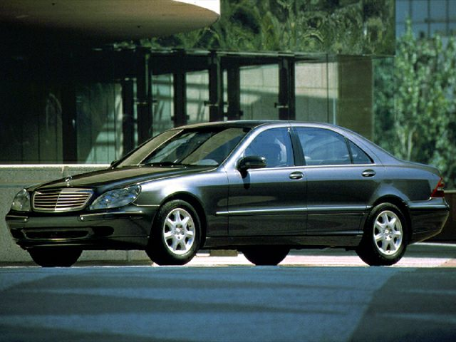 2000 Mercedes-Benz S-Class Exterior Photo