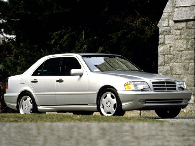 2000 Mercedes Benz C Class Pictures