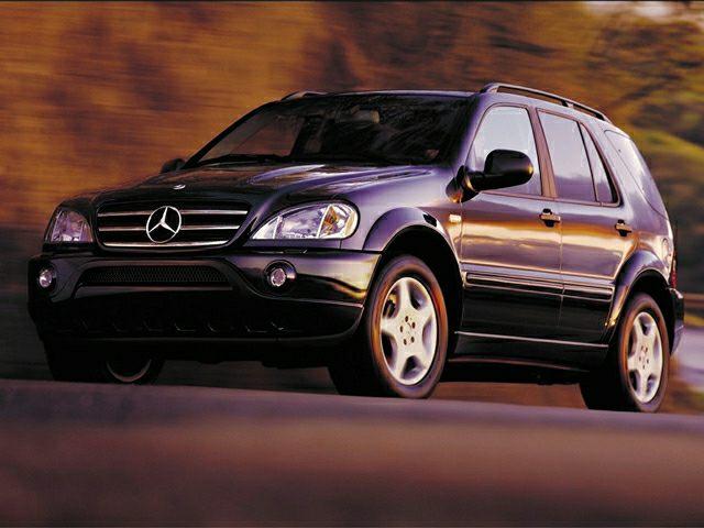 2000 Mercedes-Benz M-Class Exterior Photo