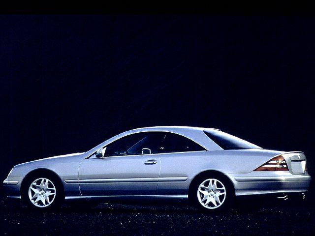 2000 CL-Class