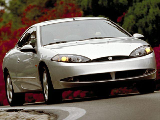 2001 Mercury Cougar Exterior Photo