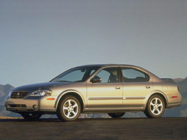 2000 Nissan Maxima Exterior Photo