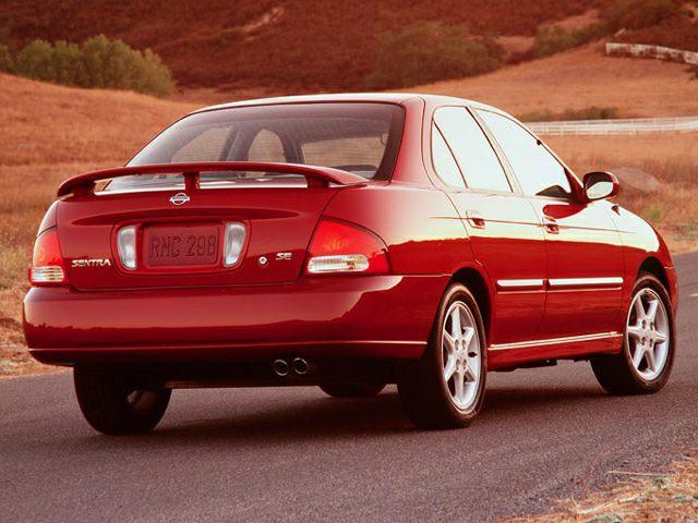 2000 Nissan Sentra Exterior Photo