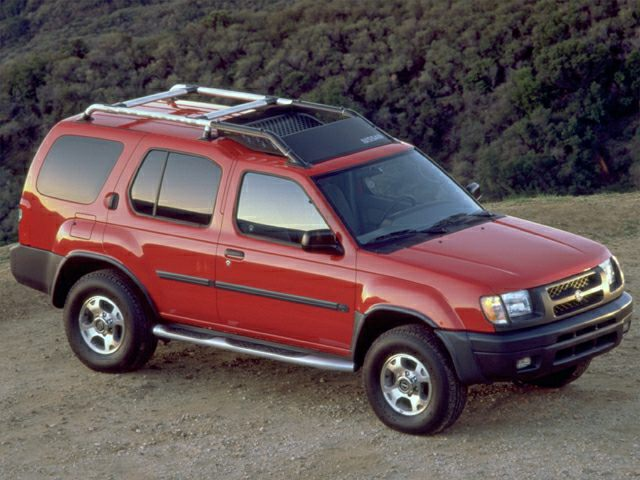2000 Nissan Xterra Exterior Photo